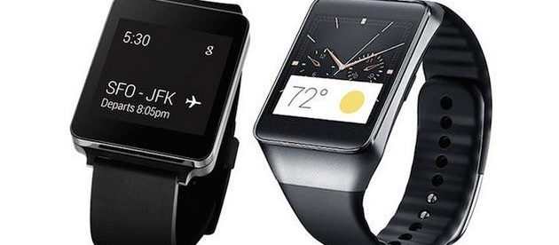 Samsung Gear Live e LG G Watch a € 99,00 da Wind novità